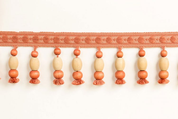 Jacquard-Wooden-Ball-Tape-Coral