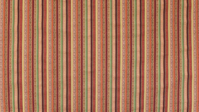 Wilbourn Stripe Multi/Coral