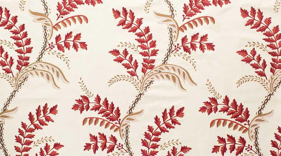Acanthus Vine Reds