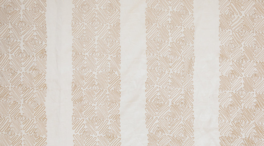 Mystique Embroidery Ivory