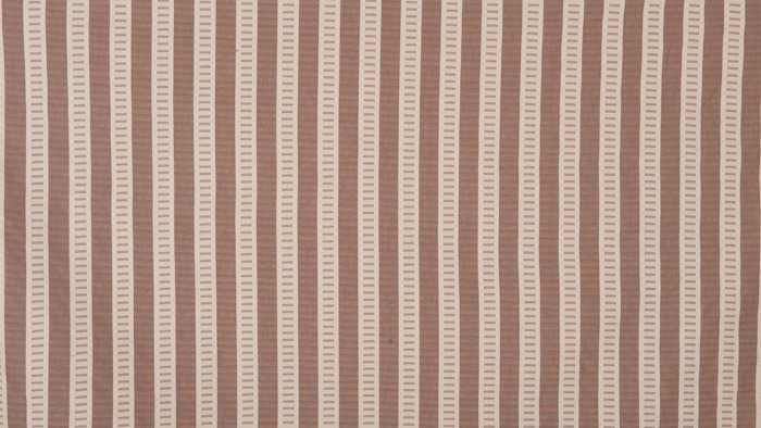 Ladder Stripe Brown