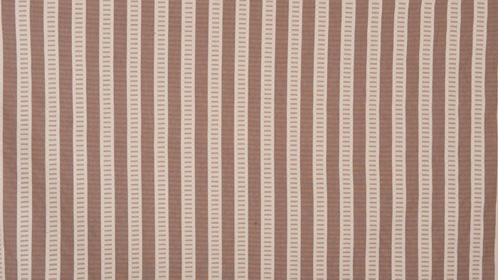 Ladder Stripe Brown