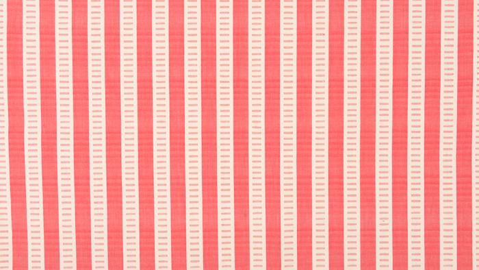 Ladder Stripe Red