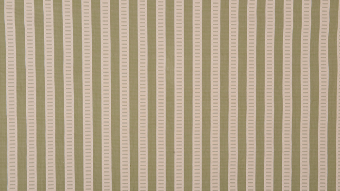 Ladder Stripe Green