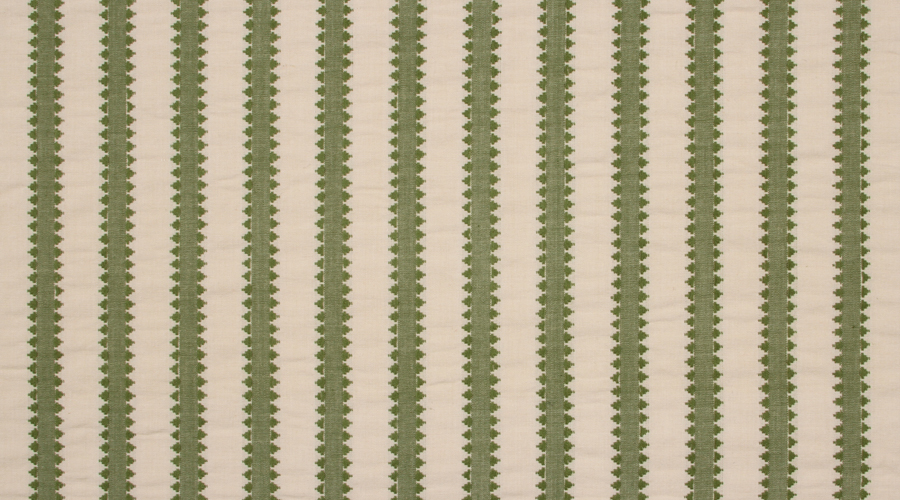 Pyramid Stripe Green