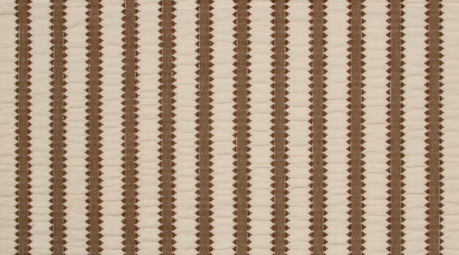 Pyramid Stripe Brown
