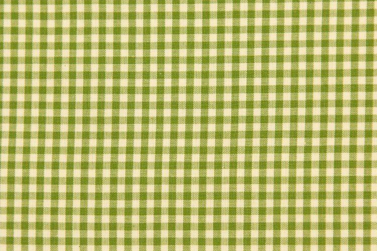 6254-3 DOUGLAS CHECK GREEN