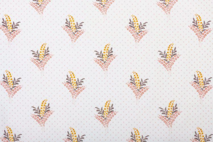 4910-3 Astor Lily Pink straigtened